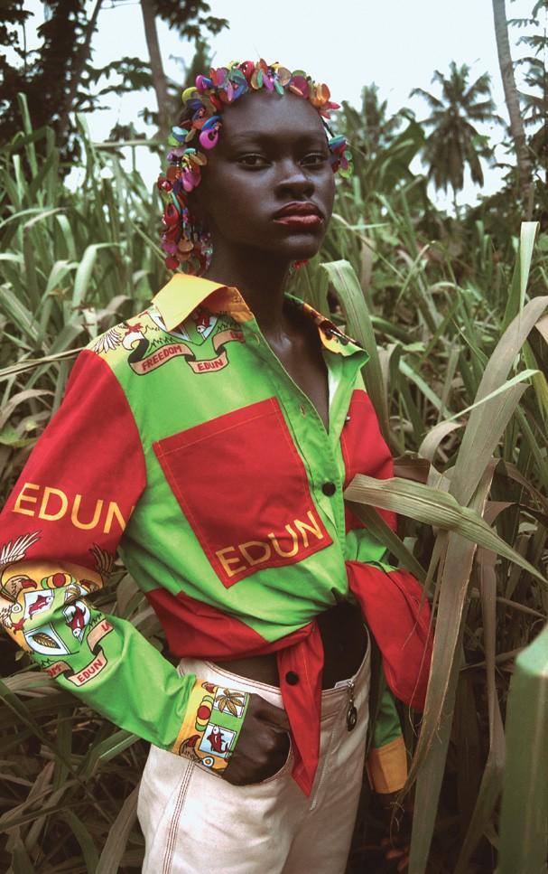 Edun (Foto: Louis Philippe de Gagoue)