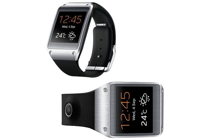 Relógio inteligente da Samsung faz ligações e anotações rápidas (Foto: Divugalção)