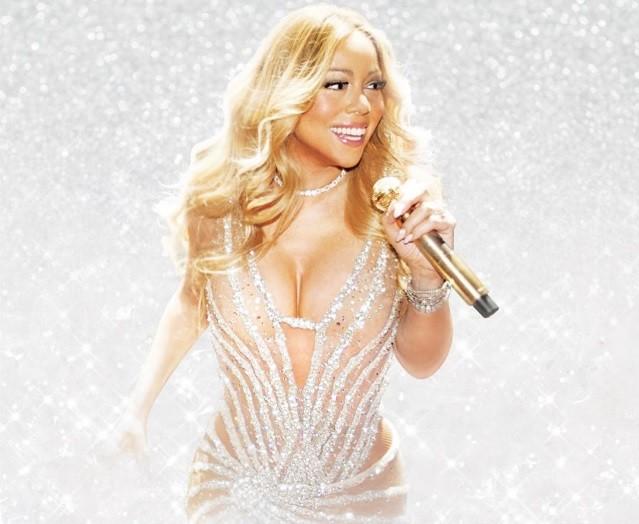 Mariah Carey se apresentará ao lado de trio de tenores italianos  (Foto: Divulgação)