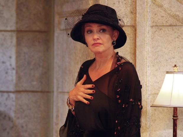 A atriz voltará às telinhas no ano que vem (Foto: Guerra dos Sexos/TV Globo)