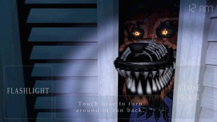 O terror nunca acaba em Five Nights at Freedys (Foto: Divulgação)