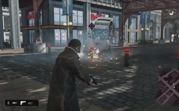'Watch Dogs' ganha versão para o PlayStation 4 (Foto: Divulgação)