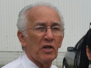 Francisco de Oliveira, advogado de Ferreira (Foto: Juirana Nobres/ G1)