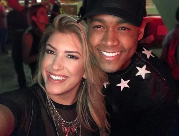 Lorena Improta e Leo Santana (Foto: Reprodução / Instagram)