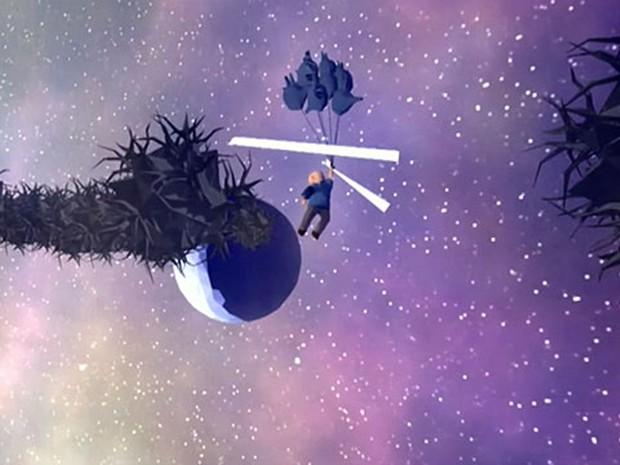 Jogo tem várias sequências parecidas com sonhos (Foto: Cortesia da Numinous Games)