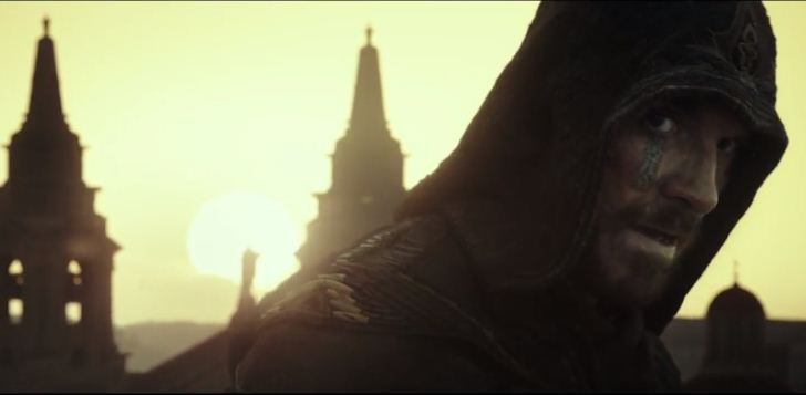 Michael Fassbender: estrela de 'Assassin's Creed' (Foto: Reprodução)