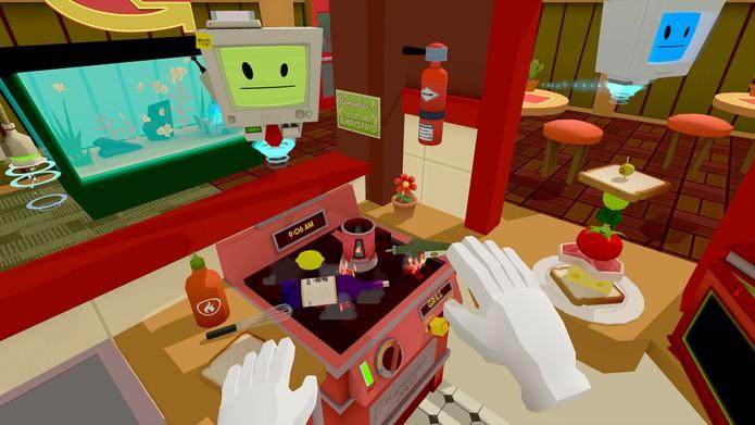 Job Simulator (Foto: Divulgação/Owlchemy Labs)
