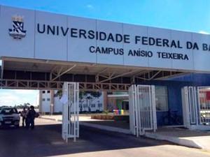 Campus Anísio Teixeira, da UFBA (Foto: Reprodução/UFBA)