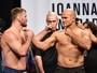 No maior UFC do ano, Bate-Estaca e Cigano tentam roubar cena e cinturões