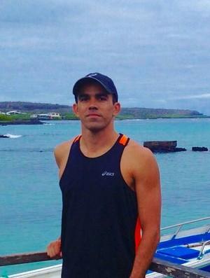 Wesley Matos, triatlo, cearense (Foto: Divulgação)