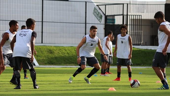 ABC - Gegê, meia (Foto: Andrei Torres/ABC FC/Divulgação)