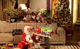 Veja os detalhes da decoração de Natal nas casas de Passione
