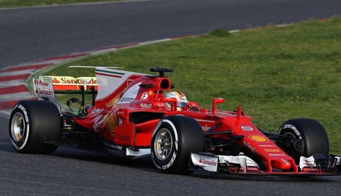 Vettel (Foto: Reprodução)