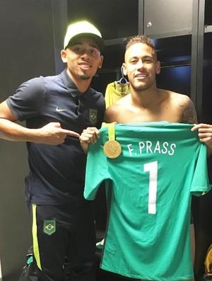 Neymar Prass homenagem (Foto: Reprodução/Twitter)