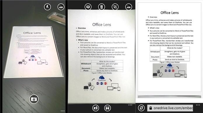 Transforme seu smartphone em um scanner com o Office Lens (Foto: Divulgação)