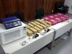 Polícia desativa laboratório de drogas em Maracanaú, Grande Fortaleza