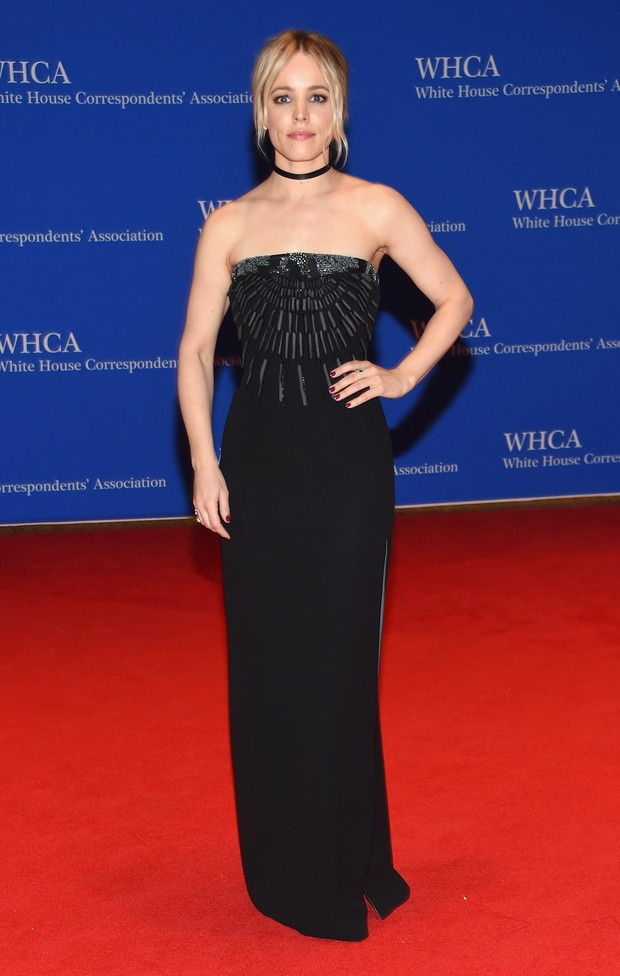 White House Correspondent's Dinner - Rachel McAdams (Foto: Getty Images)