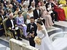 Príncipe Carl Philip da Suécia e sua mulher esperam primeiro filho