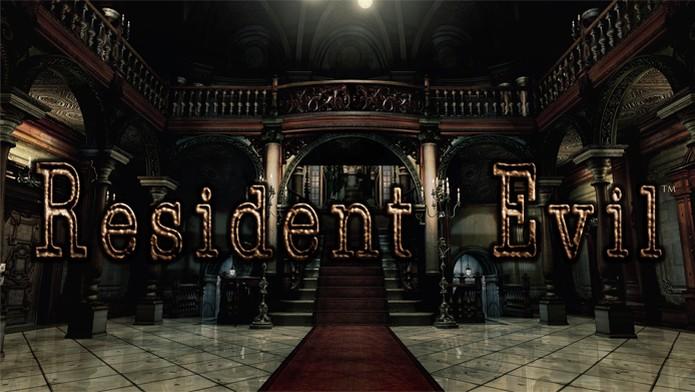 Resident Evil HD Remaster: o retorno do clássico (Foto: Divulgação) (Foto: Resident Evil HD Remaster: o retorno do clássico (Foto: Divulgação))