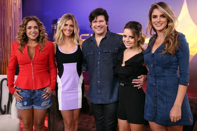 Rafa Brites estreou no 'SuperStar' na segunda temporada do reality (Foto: Isabella Pinheiro / Gshow)