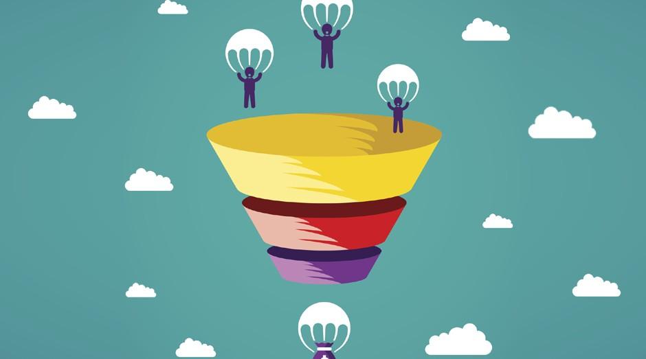 O funil de ideias é uma boa alternativa para empreendedores iniciantes (Foto: Thinkstock)