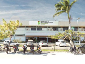 Campus Petrolina do IF Sertão-PE  (Foto: Acervo IF Sertão-PE)
