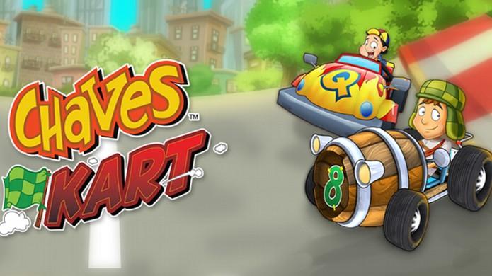 Chaves teve alguns jogos baseados na série e no desenho animado (Foto: Divulgação) (Foto: Chaves teve alguns jogos baseados na série e no desenho animado (Foto: Divulgação))