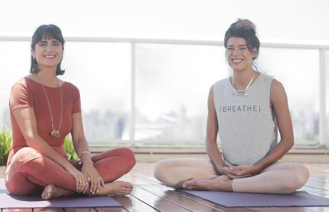 Como praticar yoga: dicas para iniciantes  (Foto: Rodrigo Marcondes)