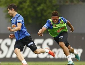 Miralles André - Santos (Foto: Ricardo Saibun/Divulgação Santos FC)