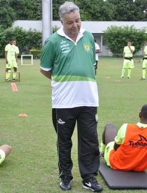 Josué Teixeira, Cuiabá (Foto: Robson Boamorte)