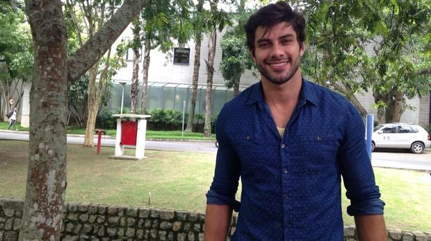 Renan, eliminado do BBB 16 (Foto: Multishow)