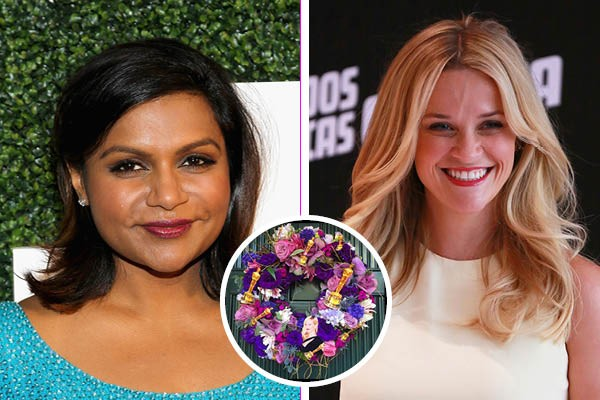 Mindy Kaling e Reese Witherspoon (Foto: Getty Images//Twitter)