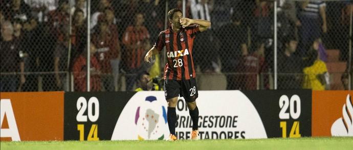 Felipe Silva Atlético Paranaense (Foto: EfeServicios)