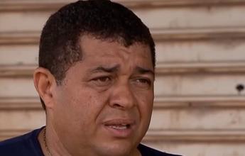 Pai de Marlone relembra primeiro teste no Cruzeiro e aprovação no Vasco