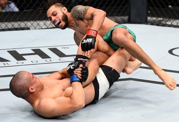 Marco Beltran Joe Soto UFC México 3 (Foto: Getty Images)