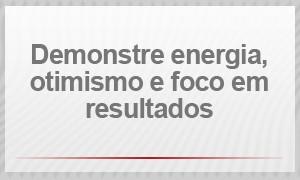 Recolocação profissional - Demonstre energia, otimismo e foco em resultados (Foto: G1)
