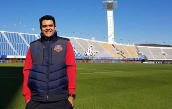 Após treinador, Boa Esporte repatria preparador da Coreia do Sul