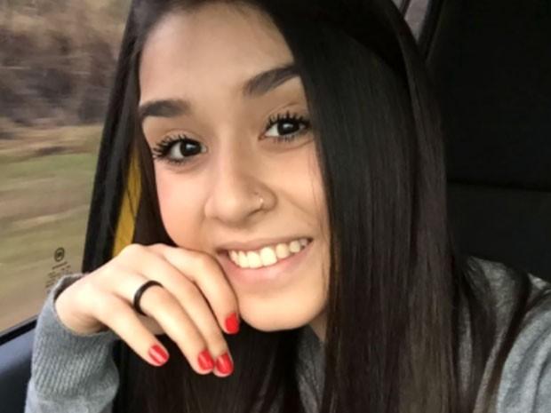 Petra Heleno morreu após receber contraste com iodo em exame de tomografia em Campinas (Foto: Reprodução / EPTV)