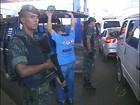 Exército faz operação para combater contrabando no Sul do Brasil