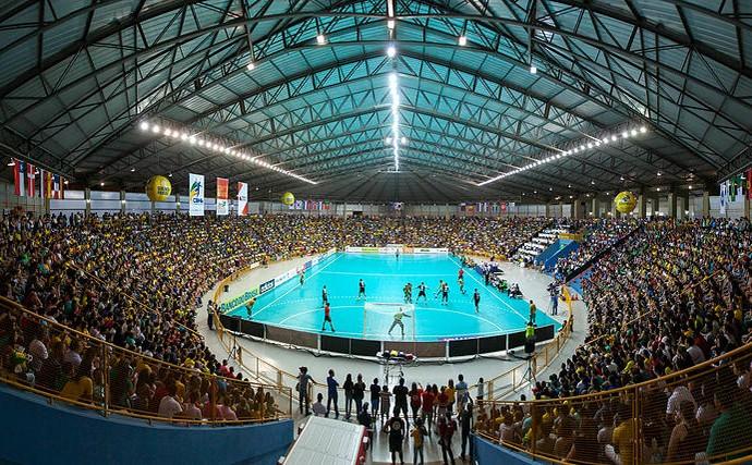 Brasil x Alemanha, Mundial Junior de Handebol (Foto: Alexandre Mota)