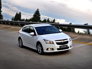 Chevrolet Cruze Sport6 (Foto: Divulgação)