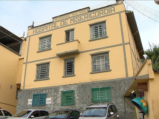 4b205068231 Hospital de Misericórdia Santos Dumont 1 (Foto  Reprodução  TV Integração)