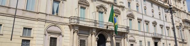Fundação Edson Queiroz realiza mostra na Embaixada do Brasil em Roma (Fundação Edson Queiroz realiza exposição na Embaixada do Brasil em Roma (editar título))