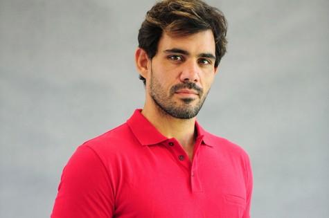 Juliano Cazarré (Foto: João Cotta/ TV Globo)