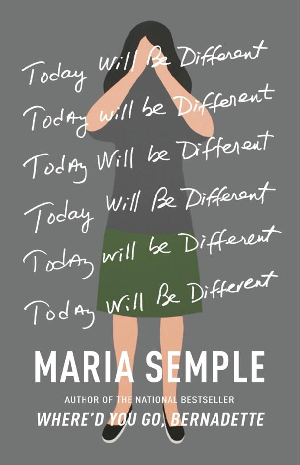 """Livro """"Today Will Be Different"""" (Foto: Divulgação)"""