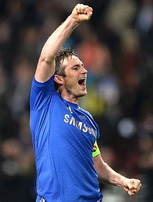 Lampard Chelsea final Liga Europa Benfica (Foto: Reuters)