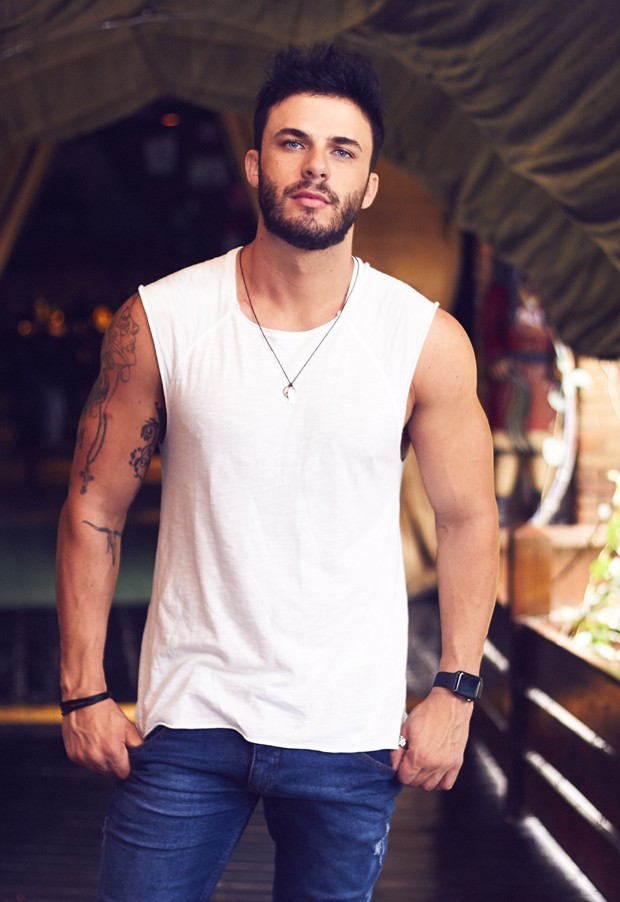 Rodrigo Marim (Foto: Paulo Madjarof Julio)