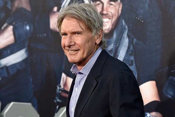 """Você não vai acreditar qual é o medo de Harrison Ford: """"O maior medo da minha vida é falar em público"""", disse o ator.  (Foto: Getty Images)"""