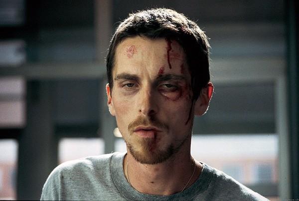 Christian Bale em  'O Operário' (2004) (Foto: Divulgação)