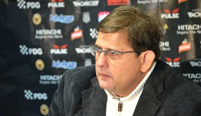 Guto Ferreira, técnico da Ponte Preta (Foto: Heitor Esmeriz)